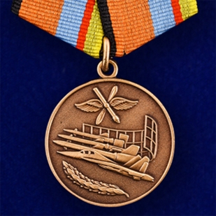 Медаль «За службу в Военно-воздушных силах»