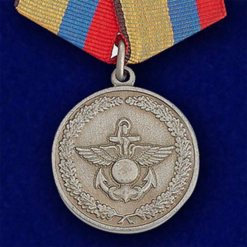 Медаль «За отличие в учениях»