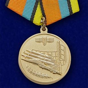 """Медаль """"За службу в ВКС"""""""
