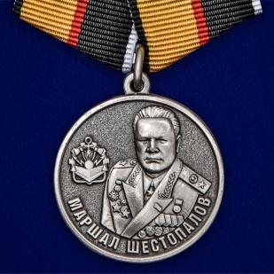 """Медаль """"Маршал Шестопалов"""""""