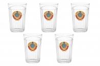 Набор подарочных стаканов СССР