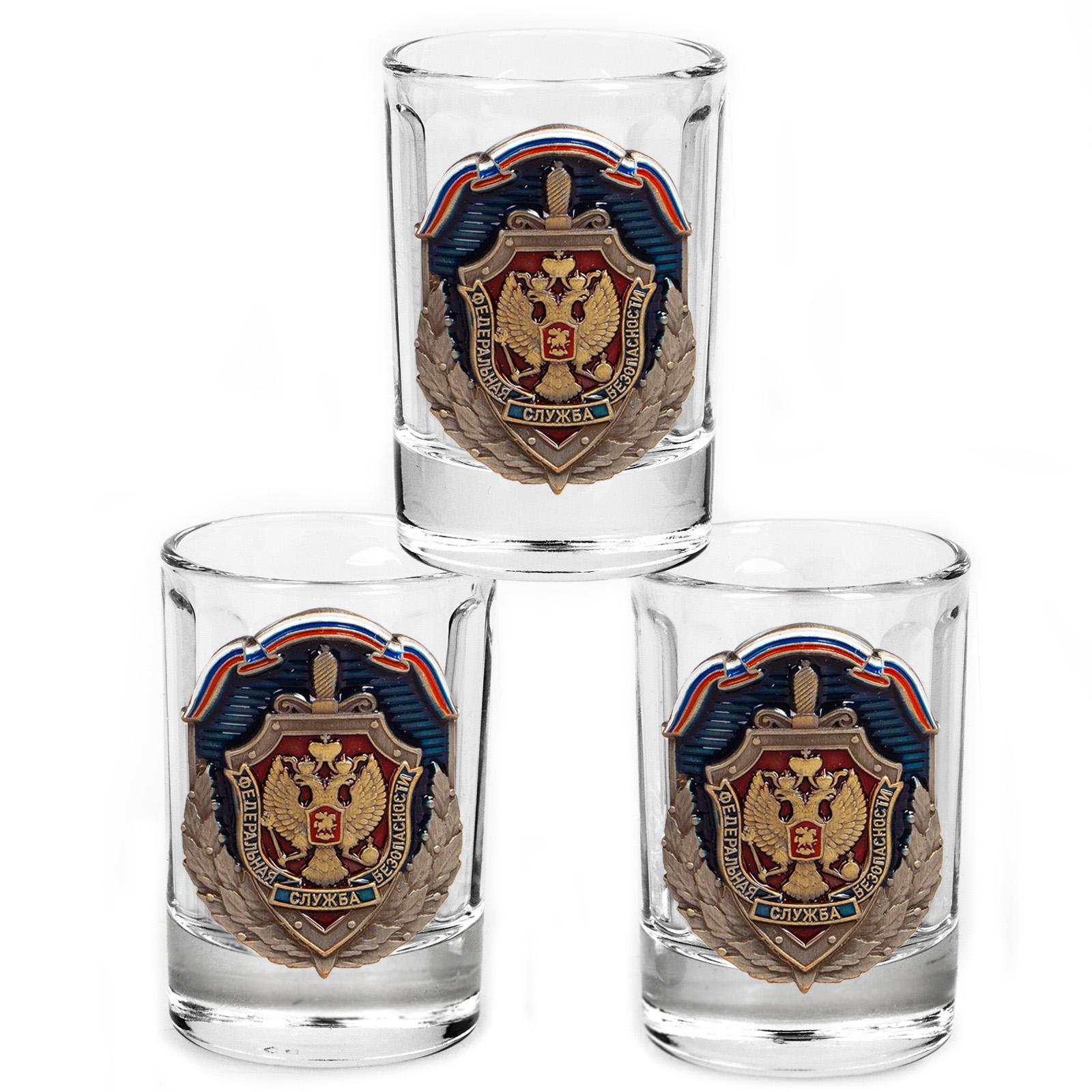 Заказать подарочные стопки для водки в интернет магазине Военпро