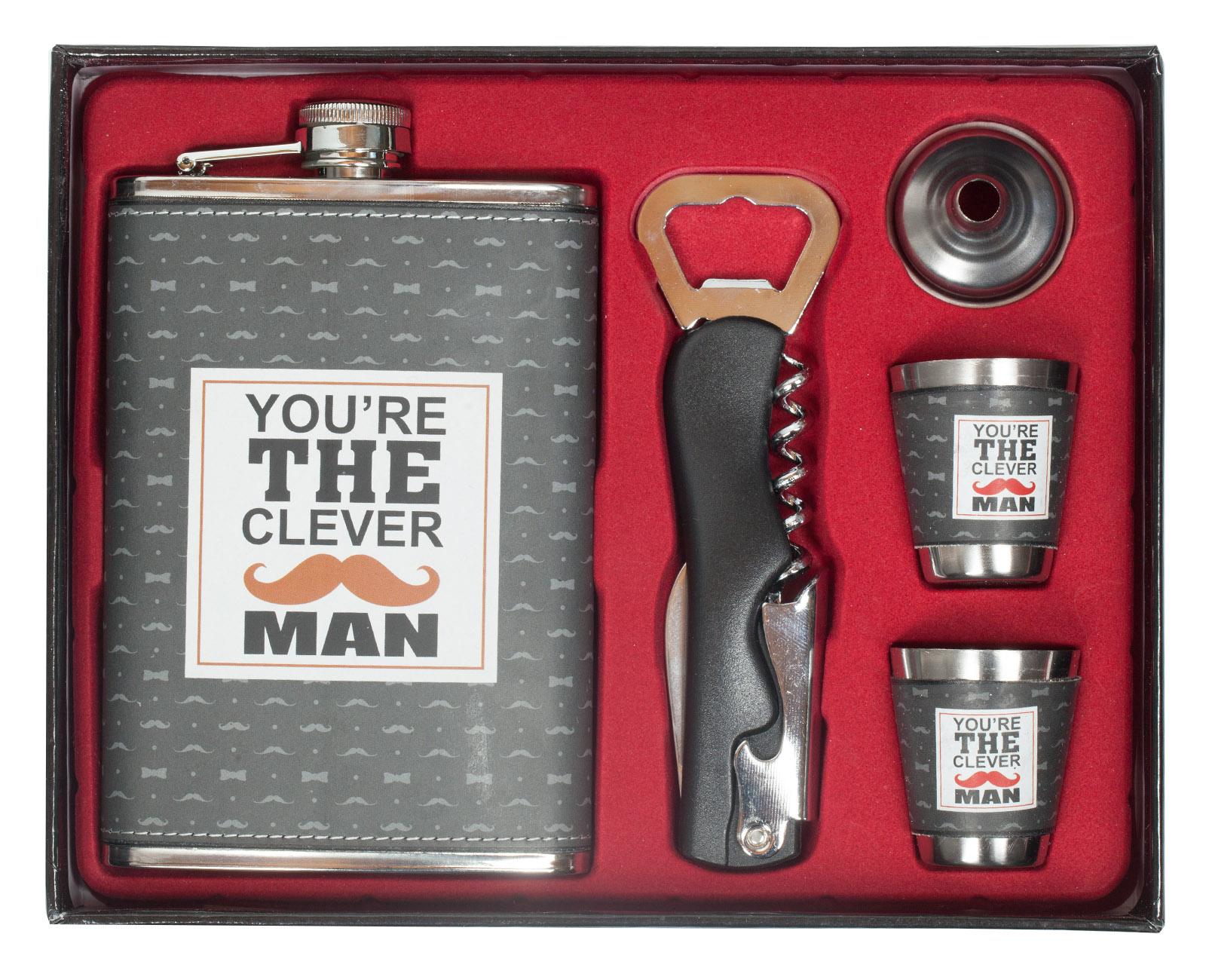 Подарочные наборы для мужчин в СПб