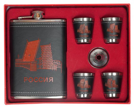 Наборы для подарков в СПб