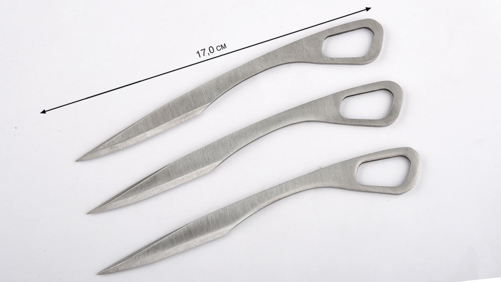 Набор спортивных метательных ножей по лучшей цене