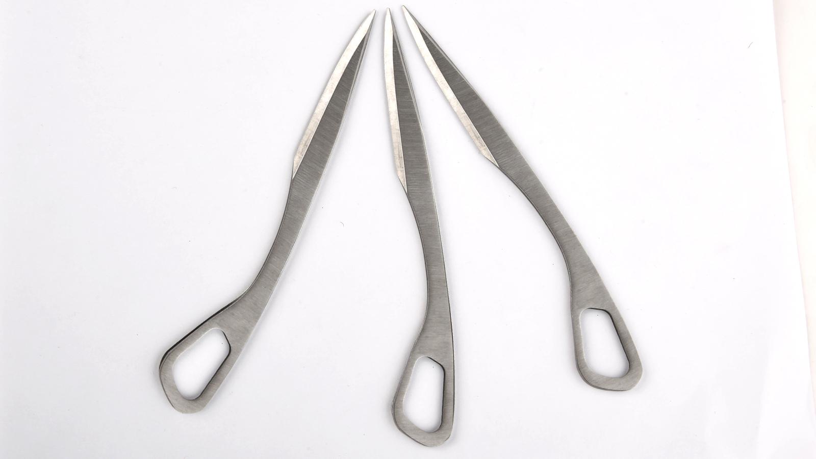 Заказать набор спортивных метательных ножей