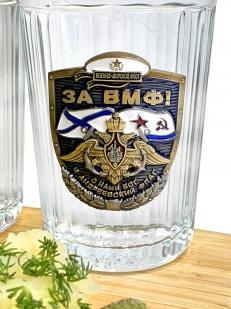 Набор граненых стаканов ВМФ