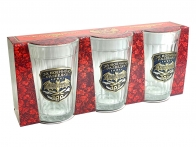 Набор стаканов Военная разведка