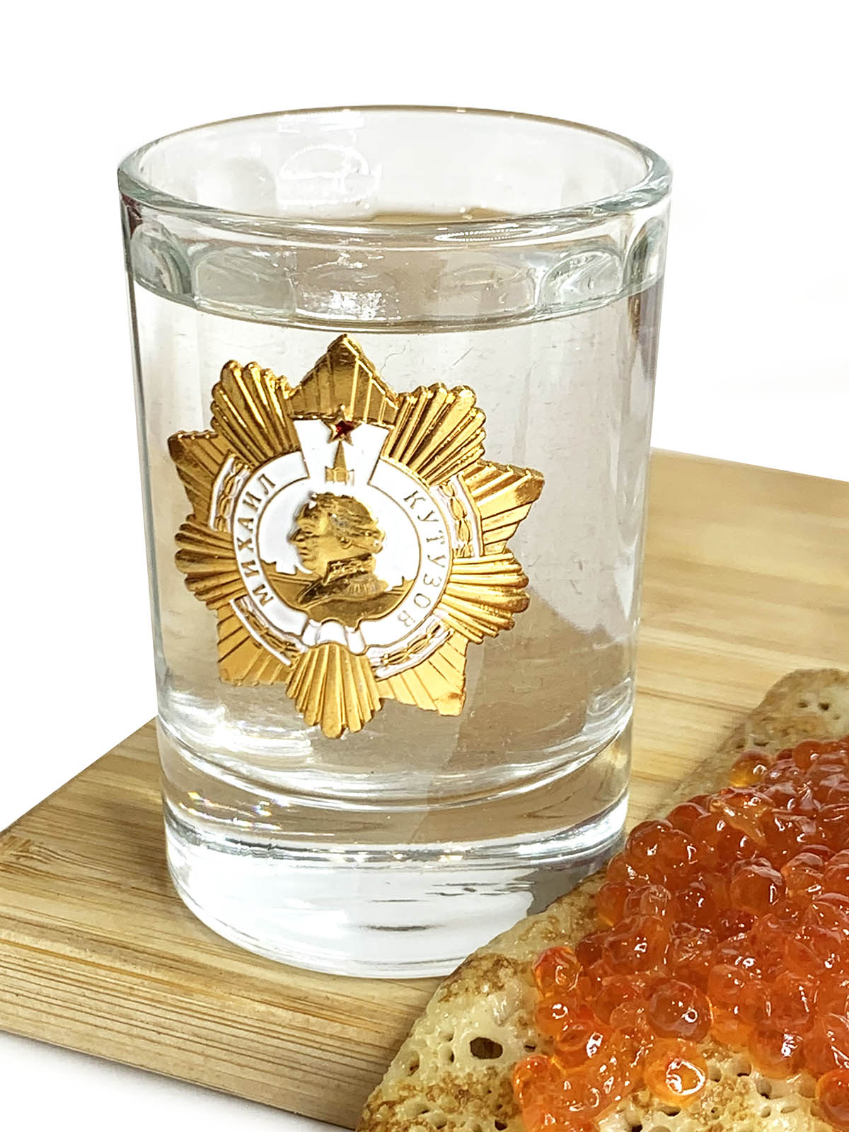Подарочный набор стопок Орден Кутузова