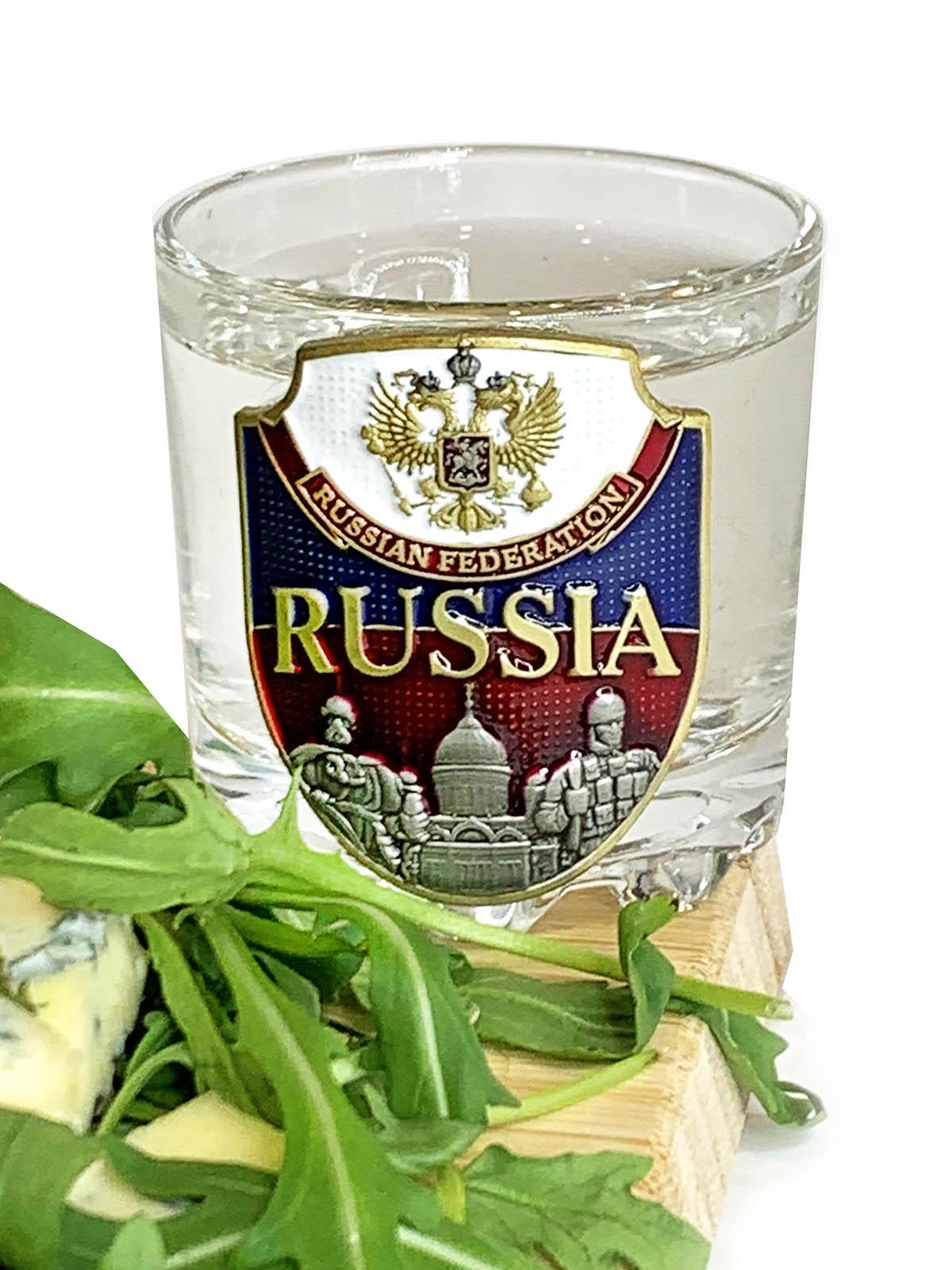 Набор стопок Russian Federation