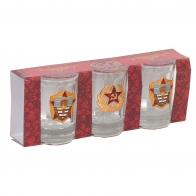 Набор стопок с эмблемой ВДВ СССР