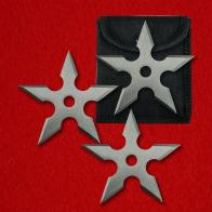 Набор сюрикенов Звезда