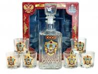 Набор для крепких напитков ВДВ СССР
