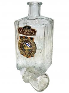 Подарочный набор для крепких напитков Морская пехота