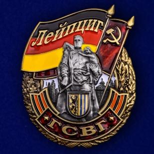 """Знак ГСВГ """"Лейпциг"""" №2122"""