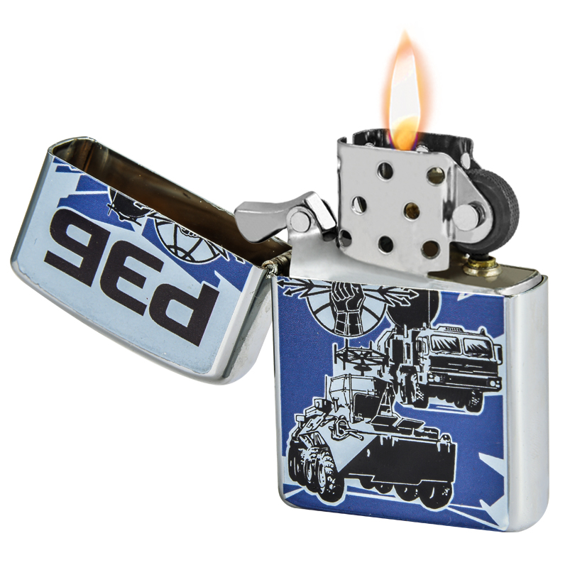 Надежная бензиновая зажигалка РЭБ