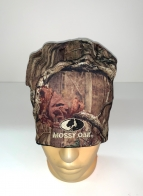 Надежная камуфляжная шапка Mossy Oak