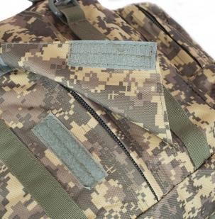 Надежная камуфляжная сумка с нашивкой Танковые Войска - купить оптом