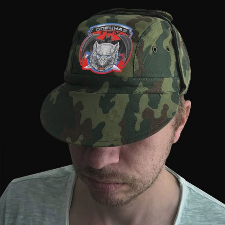 Надежная кепка для спецназовца ГРУ