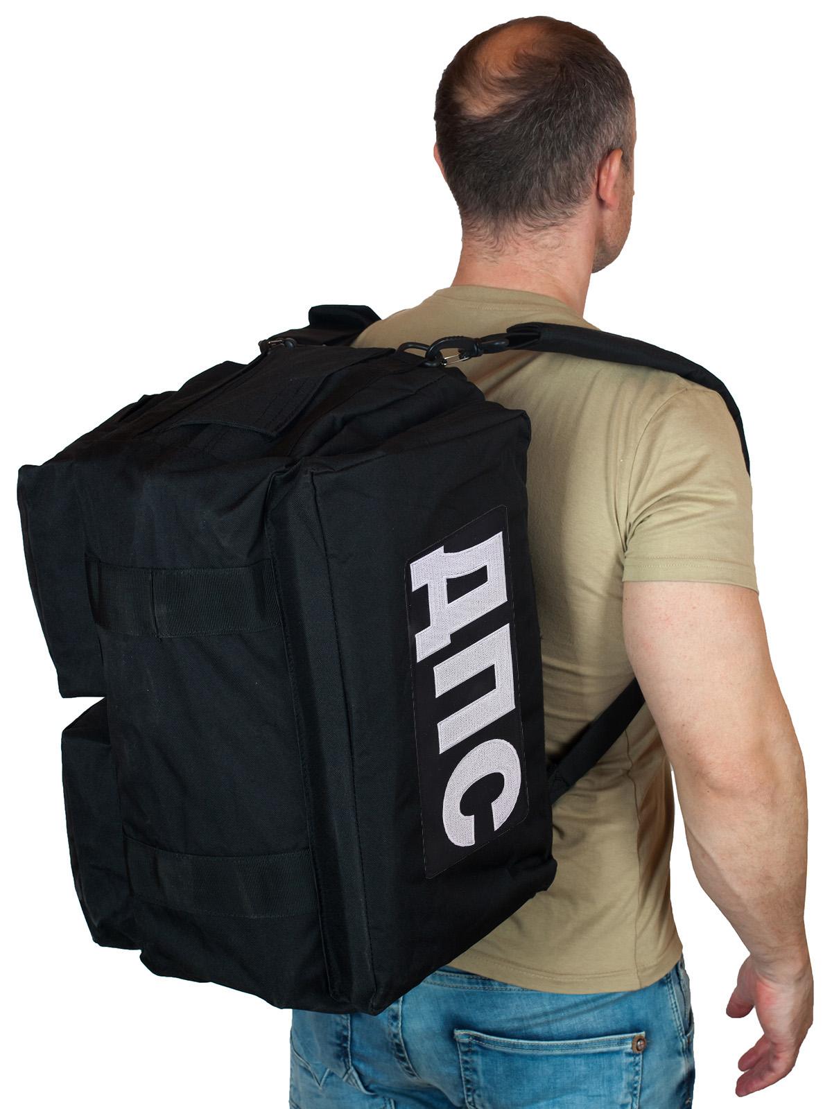 Купить надежную мужскую сумку-баул ДПС по экономичной цене