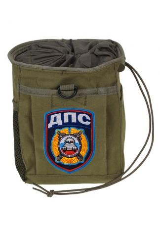 Надежная поясная сумка для фляги с нашивкой ДПС