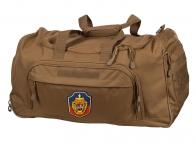 Надежная вместительная сумка 08032B Coyote с нашивкой УГРО