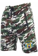 Надежные армейские шорты с нашивкой ФСО