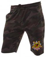 Надежные армейские шорты с нашивкой РХБЗ