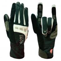 Байкерские контрастные перчатки от крутого бренда Gore Bike Wear