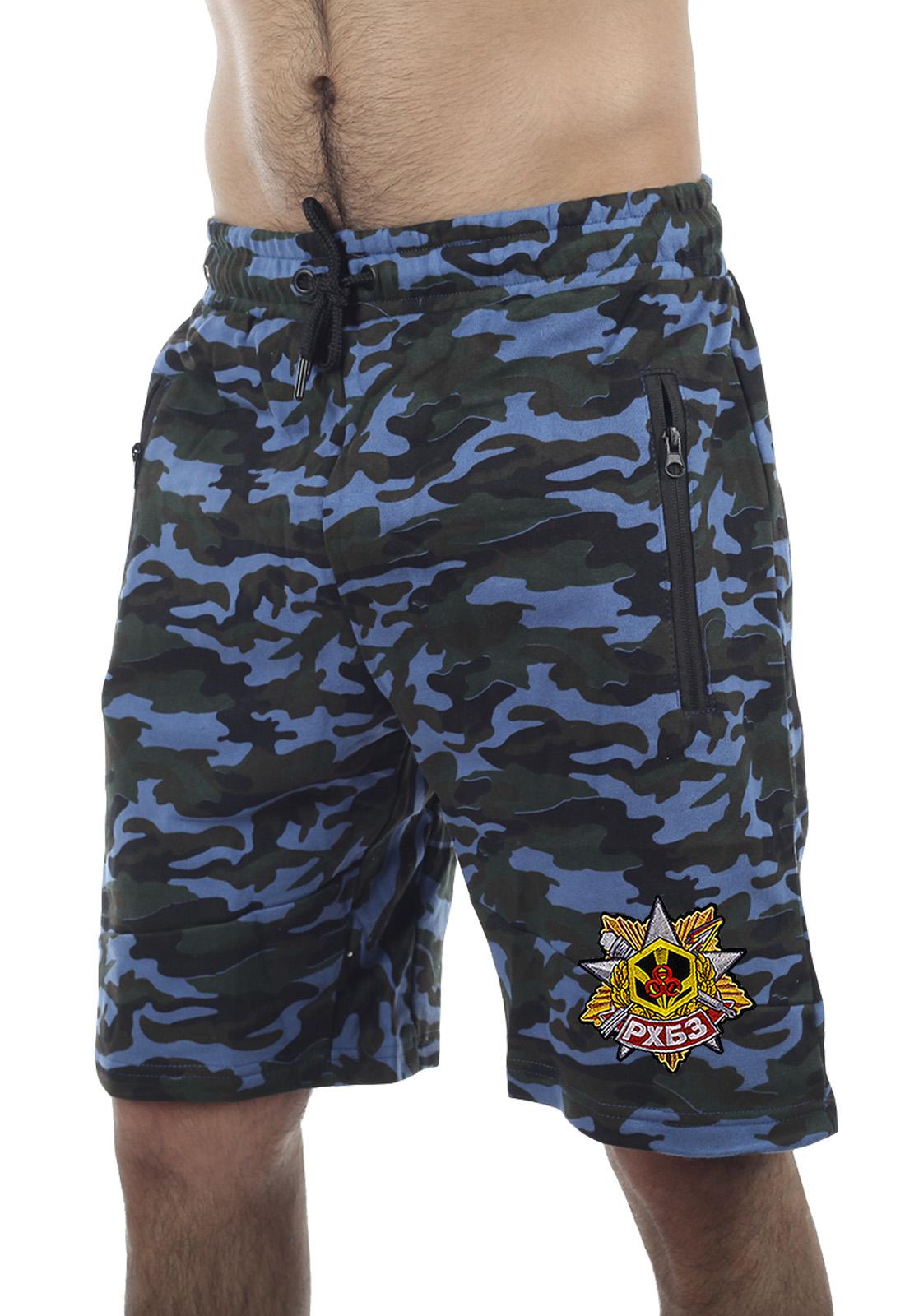 Купить надежные оригинальные шорты с нашивкой РХБЗ по специальной цене
