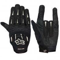 Надежные чопперские перчатки от Clarino