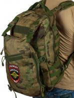 Надежный армейский рюкзак с нашивкой Полиция России