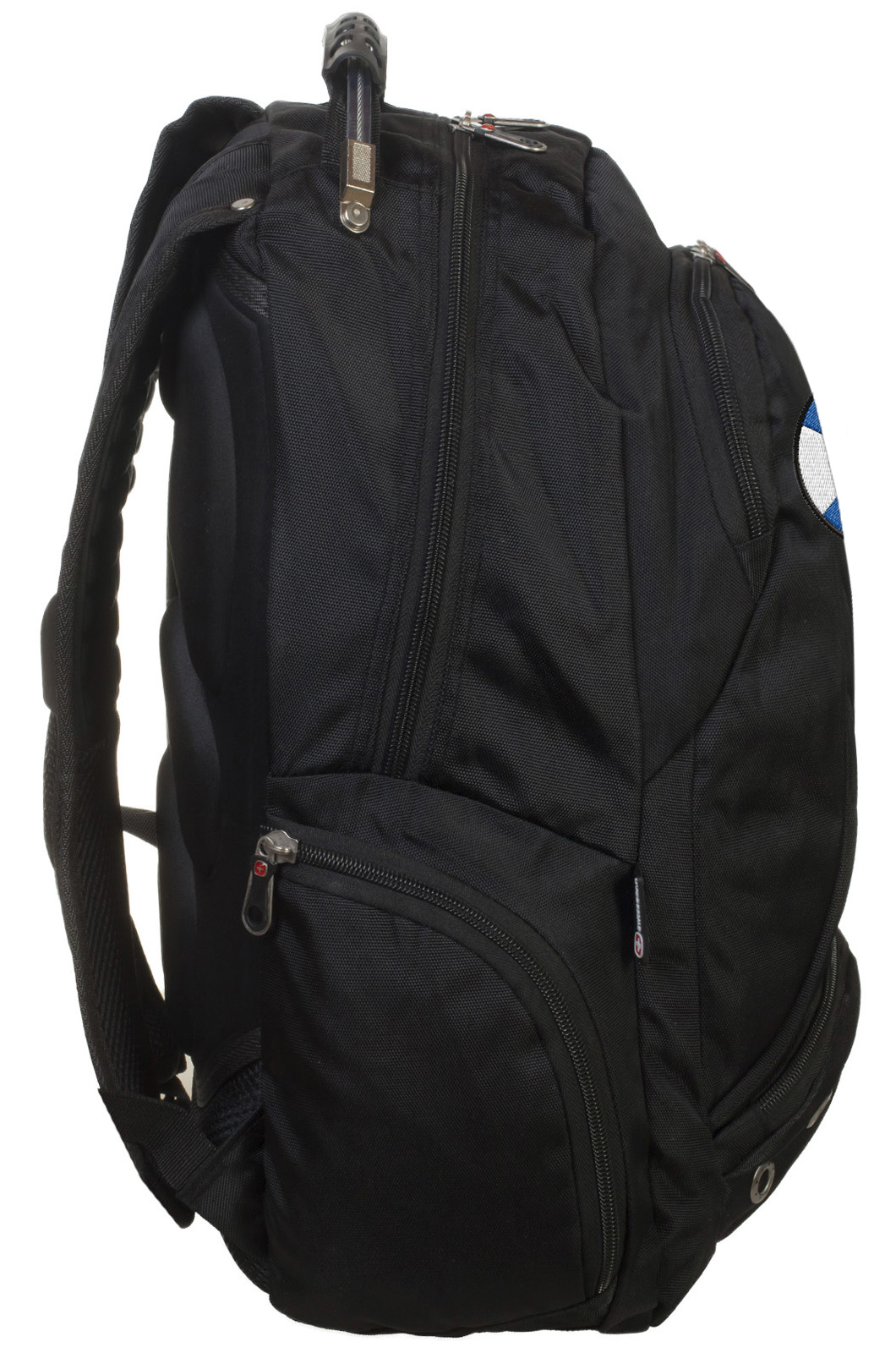 Надежный городской рюкзак с Андреевским флагом купить в подарок