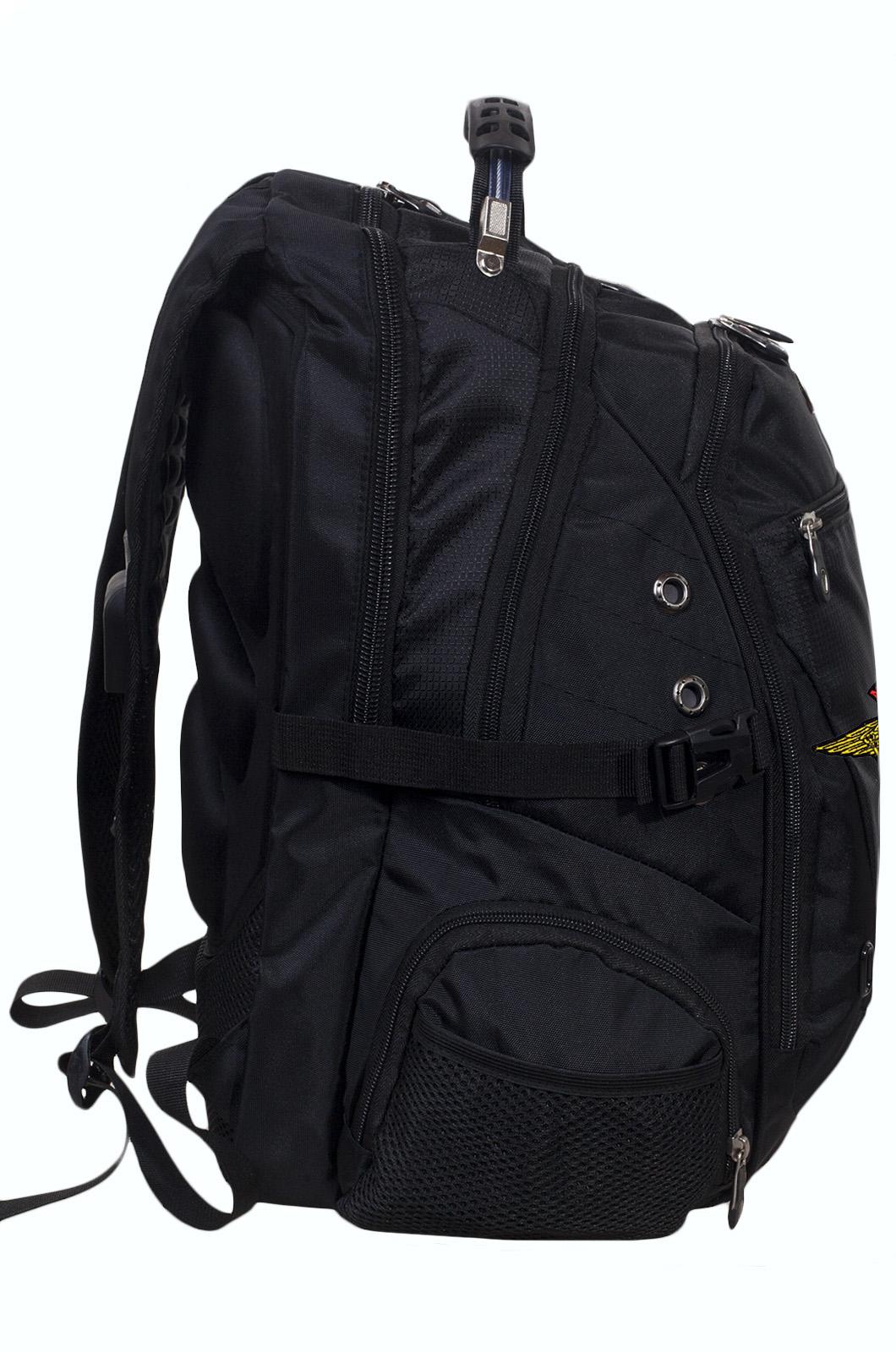 Заказать надежный городской рюкзак с эмблемой МВД России