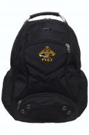 Надежный городской рюкзак с эмблемой РХБЗ