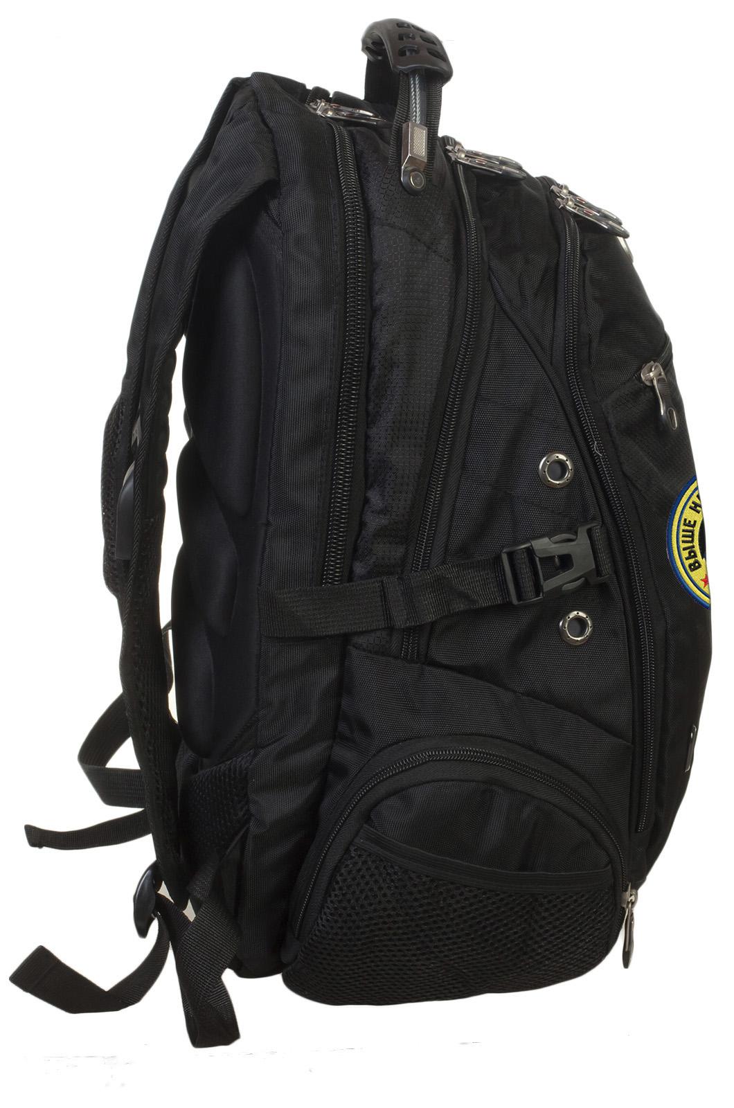 Заказать надежный городской рюкзак с эмблемой Спецназ ГРУ