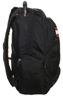 Надежный городской рюкзак с флагом Артиллерийских войск купить оптом
