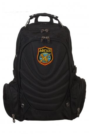 Надежный городской рюкзак с нашивкой Афган