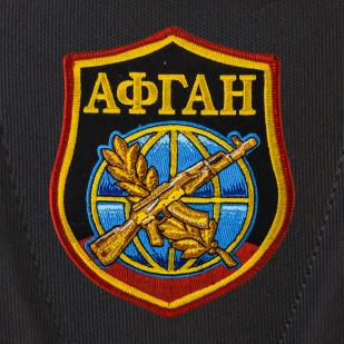 Надежный городской рюкзак с нашивкой Афган купить выгодно