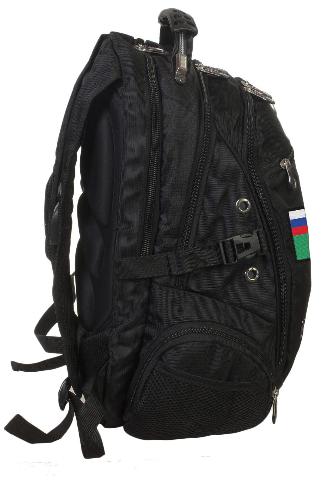 Заказать надежный городской рюкзак с нашивкой ФССП