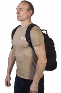 Надежный городской рюкзак с нашивкой ФССП купить выгодно