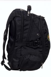 Заказать надежный городской рюкзак с шевроном Слава Руси