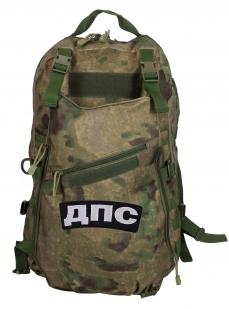 Надежный камуфляжный рюкзак с нашивкой ДПС - купить оптом