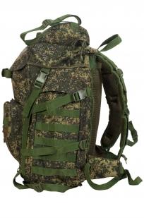 Надежный камуфляжный рюкзак с нашивкой СПЕЦНАЗ - заказать в розницу
