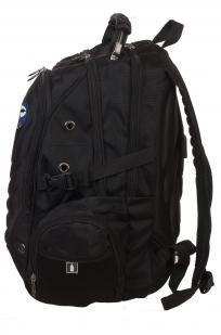 Надежный крутой ранец-рюкзак с нашивкой Войсковая Разведка - купить онлайн