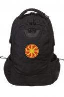 Надежный крутой рюкзак с нашивкой Коловрат