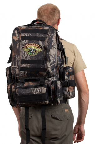 Надежный охотничий рюкзак Ни пуха, Ни пера! от US Assault - заказать выгодно