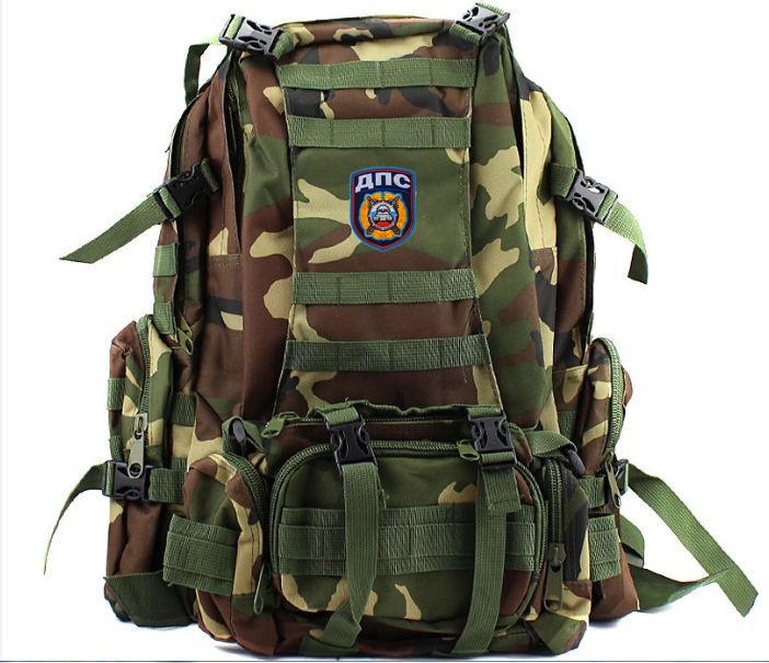 Надежный модульный рюкзак с нашивкой ДПС