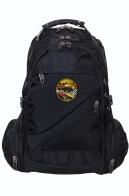 Надежный мужской рюкзак с эмблемой Морской пехоты