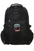 Надежный мужской рюкзак с эмблемой ВДВ Никто, кроме нас!